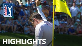 Highlights | Round 4 | John Deere 2019