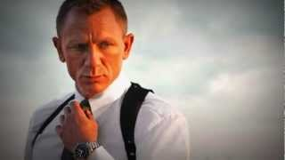 James Bond 007 Skyfall by Adele [OFFICIAL FULL MUSIC VIDEO]