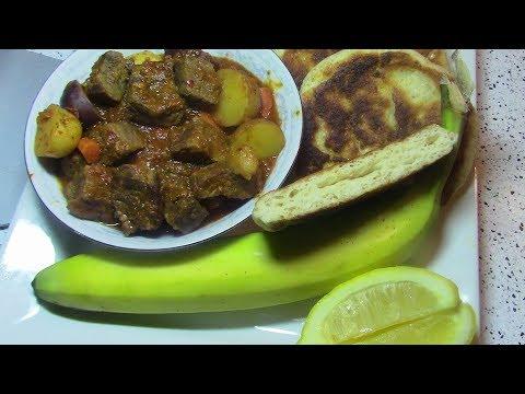 Somali Caasho Fudud ou macaan ah (Dinner Recipe) - Ep. 68