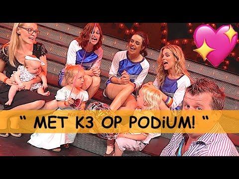 K3 SHOW OVERVERHiT !  | Bellinga Familie Vlog #1017