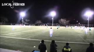 【大森FCトップチーム】Racing Club de Tokyo 2-0 Ohmori FC 2014.01.19