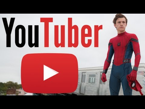 Marvel Theory: Spider-Man is a YouTuber