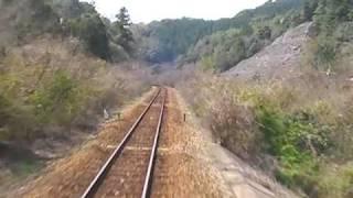 JR山陰本線 飯浦駅~江崎駅 前面展望
