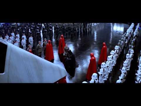 The Emperor Arrives - Star Wars Episode VI Return of the Jedi HD