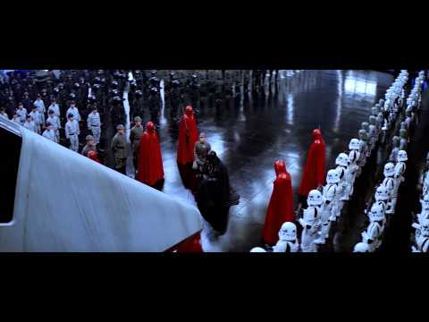 The Emperor Arrives  Star Wars Episode VI Return of the Jedi HD