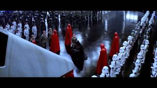 The Emperor Arrives - Star Wars Episode VI Return of the Jedi HD