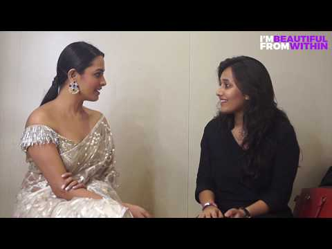 I'M Beautiful From Within:  Aarzoo Shah interviews Anita Hassanandani
