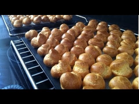 [EN] Shoe/Choux Pastry Recipe