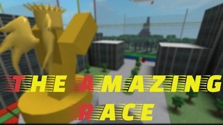 The amazing race roblox: I LOST THE GAME!!! Part 3 END