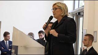 Marine le Pen: si les jihadistes français écopent de la peine de mort,