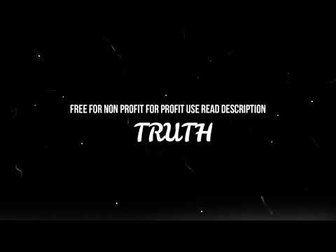 Truth - Storytelling Hip-Hop / Pop Beat. [Ronnie The Rapper Productions]