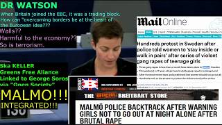 UKIP MEP DEMOLISHES SOROS MOUTHPIECE ON BORDER CONTROL | #NotOnMSM