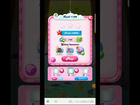 Candy Crush Unlimited Boosters