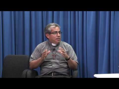 El Padre Octavio Diaz, Evangelizacion y Mision en Cultura y Fe 2