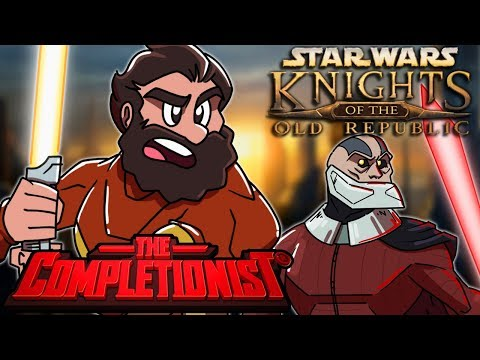 Star Wars: Knights of the Old Republic Review | The Completionist