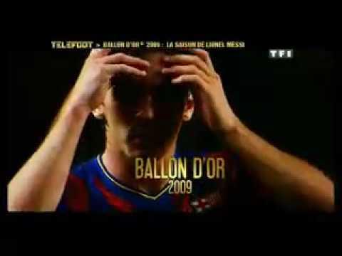 Ballon D'or 2009  Classement !!