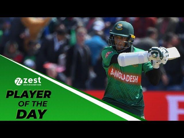 Player of the Day: Shakib Al Hasan