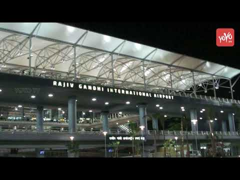 Hyderabad's RGIA Airport Has Best Technology In The Country | Telangana | YOYO Times