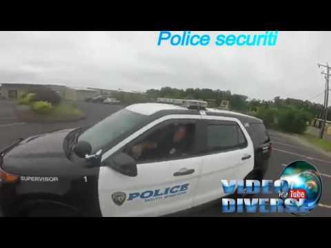 Politia Romina vs Police america
