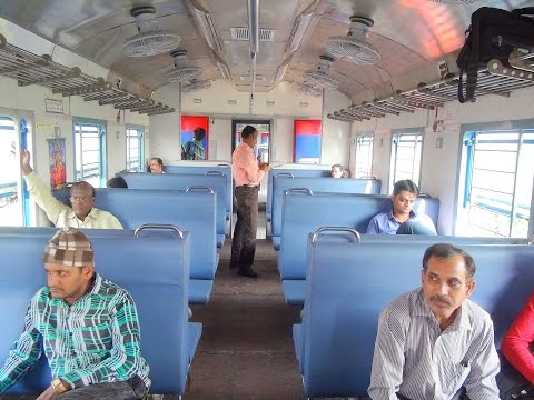 Recently Inaugurated Diesel Electric Multiple Unit (DEMU) Journey Coverage from Vasai Road to Diva