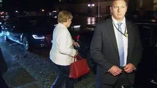 Prozedere: Angela Merkel wird entlassen - und bleibt im Amt