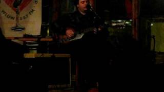 Mississippi Gabe Carter perf Amtrak Blues -Heartland Cafe