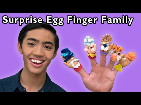 DIY Costume Dress Up | Surprise Egg Finger Family and More | Baby Songs from Mother Goose Club!