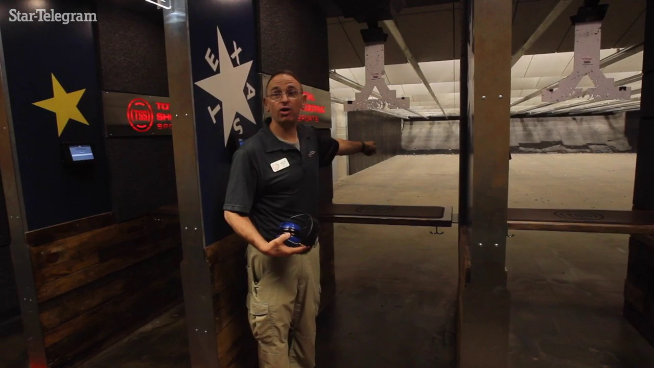 Total Shooting Sports give tour of their facility