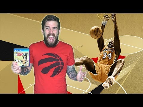 Game Unboxing - NBA 2K18 (Legend Gold Edition, PS4) (w/ Giveaway!)