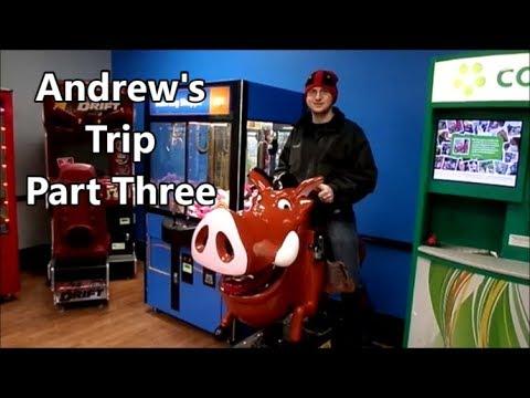Andrews Trip part Three Day 2065