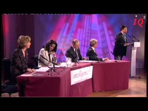 Pervez Musharraf - We have a responsibility to root out terrorism - IQ2 debate
