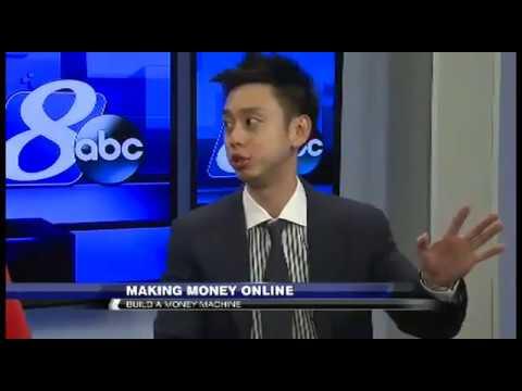 Peng Joon on ABC TV Reno Nevada