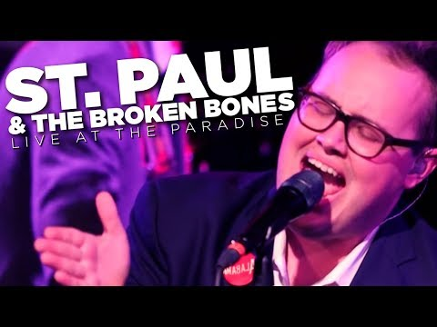 Front Row Boston | St. Paul & The Broken Bones – Live at The