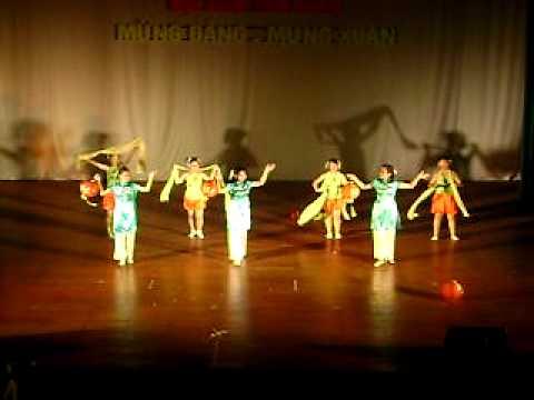 Văn nghệ lớp 7a5 - THCS Trần Phú