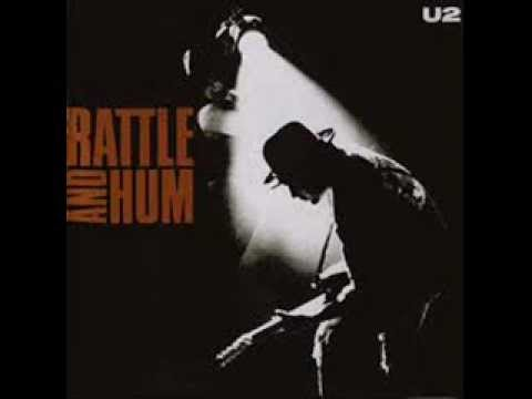 U2  -  All along the watchtower  (CD version)