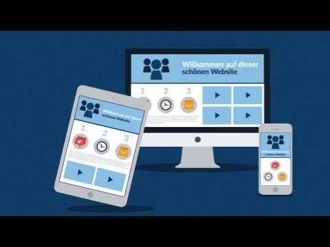Responsive Design, Responsive Webdesign erklärt in 90 Sekunden