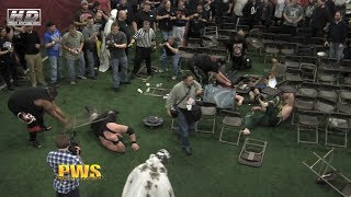 New Jack vs Necro Butcher vs Matt Tremont vs Tommy Dreamer vs Lucifer Darksyde & more!