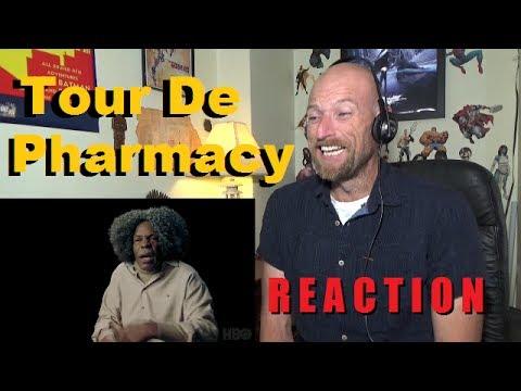 Tour De Pharmacy - Official Trailer 2 - Reaction