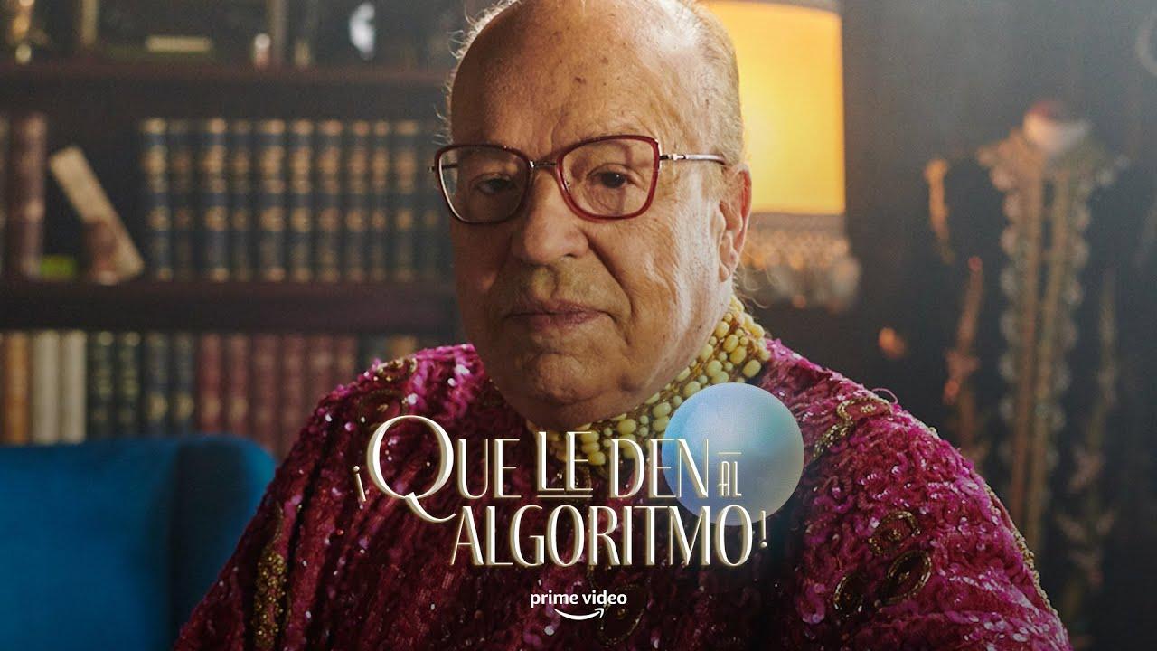Rappel presenta: ¡Que Le Den Al Algoritmo! - Primer invitado: Santiago Segura | Amazon Prime Video
