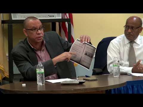 New Brunswick Housing Authority Meeting - 11/15/17