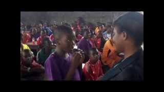 OGCEYOD Cameroon on International Day of the Girl Child in Cameroon pt 1