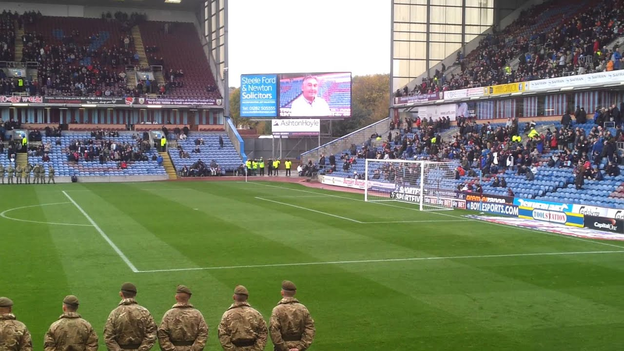 Burnley fc heros - YouTube