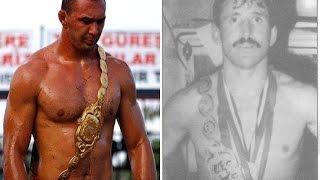Başpehlivan Ali Gürbüz ve Hikâyesi - Oil Wrestling