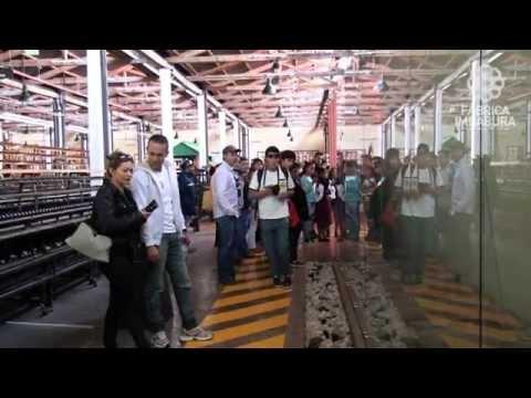 Estación de tren Andrade Marín Fábrica Imbabura