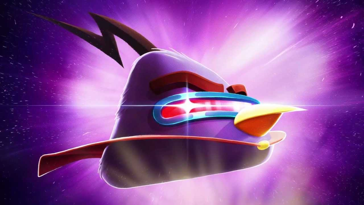 Lazer bird hits angry birds space on march 22 youtube voltagebd Images