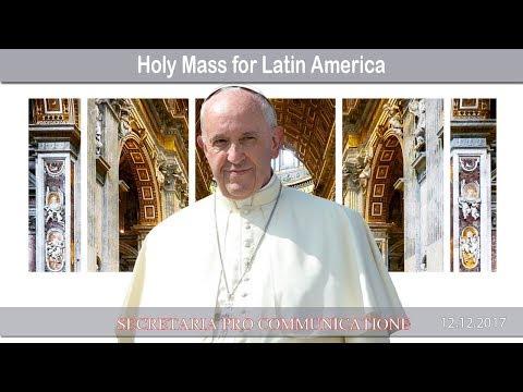 12.12.2017 - Misa por América Latina