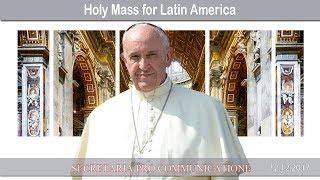 12.12.2017 - Misa por América Latina thumbnail