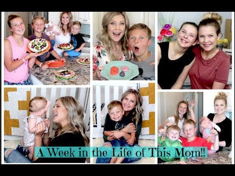 A Week In The Life Of This Mom!! Vlog💕