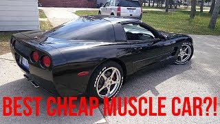 1999 C5 Corvette Review!! Best Bang For Your Buck!