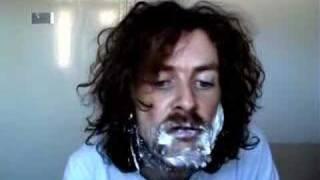 Simple Kid - Serotonin shaving with lyrics
